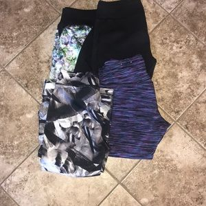 Pants - Reebok & Other Brands Size M Running Pants